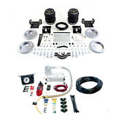 Air Lift Control Air Spring And Single Air Leveling Kit For Silverado 2500 Hd/3500