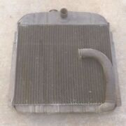 Used Mopar 1951 51 Desoto S15 Deluxe Custom Radiator Core 1347098 6-cylinder
