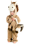 Corduroy Horse Pony Costume Baby Infant Toddler 6 9 12 18 Months 2t 2 Boys Girls