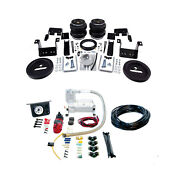 Air Lift Control Air Spring And Single Path Leveling Kit For Silverado 2500 Hd Srw
