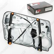 Complete Electric Window Regulator With Panel Front Right For Skoda Superb