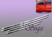 For 2005-2015 Toyota Tacoma Double Cab Chrome Stainless Steel Window Sill Sills