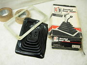 Nos 1960s Ram Rod Hurst Vertagate 4sp Shifter Boot And Retainer Chevy Ford Mopar