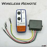 Wireless Winch Remote Control Switch Lift Gate Dump Bed 12 V Volt Tow Truck Box