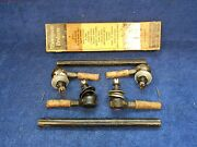 1939-48 Chevy Tie-rod Ends 2 Sets New 816