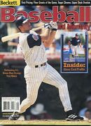 May 2001 Beckett Magazine -- Troy Glaus Front Cover