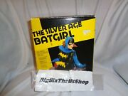 Silver Age Classic Mini Bust Dc Direct Limited Edition Batgirl