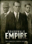Boardwalk Empire Hbo Tv Series Complete 4th Fourth Season 4 Four New Us Dvd Set