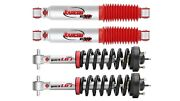 Rancho 2 Quicklift Front Struts And 2 Rs9000xl Rear Shocks For Avalanche/tahoe