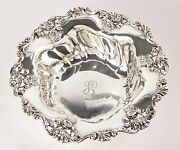 Mauser Manufacturing Co. Large Sterling Silver Bowl