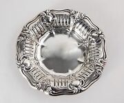 Antique 1940 7 Reed And Barton Old Mark Sterling Silver Dish