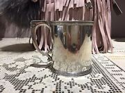 R. Wallace And Sons 3 Antique Sterling Silver Baby Cup