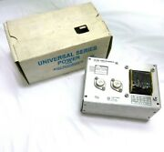 New Acdc Electronics Ecv151 Power Supply Out 5v 2a 12v 4a In 100-240vac