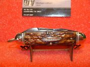 Buster Brown Shoe Knife Co.--health Shoes--scout/camper--st. Louis Usa. 30
