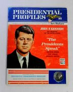 1960s Presidential Profiles John F Kennedy Record And Coin Complete