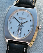 Lovely And Elegant Watch Wyler Vetta Incaflex Lifeguard Rail Road Approved Olde