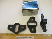 3 Pcs Ford 1973/1978 Full Size Car Guide Door Window Upper Nos Free Shipping