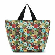 Defect Thirty One Thermal Picnic Lunch Tote Bag New In Windsor Bouquet 31 Gift