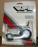 Wfe White Farm Equipment Field Boss 37 Tractor W/ Rops 1/32 Scale Models Toy
