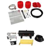 Air Lift Control Universal 6-7 Lift Air Spring And Single Path Compressor Kit