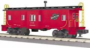 30-77274 - Chicago And North Western Bay Window Caboose 3 Rail 0