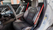 2016+ 6th Gen Camaro 6 Zl1 Red Seat Belt Kit Front And Back Belts Coupe