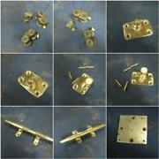 Cabin Door Wheels Hinhe Plates And A Cleat Fit Many Boat Applications