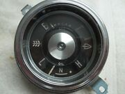 1951-52 Buick Gas And Oil Gauge Works Very Nice