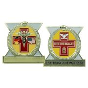 Army Dha Bavaria Unit Bite The Bullet One Team One Purpose 3 Challenge Coin