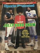 Sports Illustrated Jolly Good Show August 11 1986 Bears Cowboys