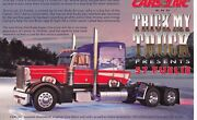 Trick My Truck 57 Fuelie And Cars Inc Dealer Original Card-color Two Sides