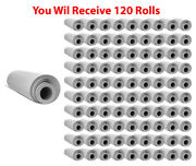 120x Fujifilm Photo Paper Roll Super Type C High Quality Gloss 10in X 329ft