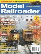 Model Railroader Sept.2007 Ho N Scale Allegheny Mail Operations Sd20 Diesel Fall