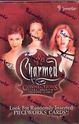 Inkworks Charmed Connections Ultra Premium Trading Cards Box New Sealed