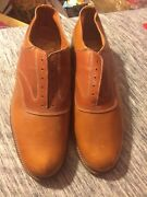Buster Keaton Famous Comedian Movie Star Personally Owned Golf Shoes