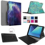 For Samsung Galaxy Tab S3 9.7 Case Stand Cover + Detachable Bluetooth Keyboard