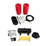 Air Lift Air Spring Front Kit And Air Pressure System For Jimmy/motorhomeand039s