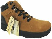 Bearpaw Menand039s Dominic Waterproof Casual Boots Hickory Suede Size 9 M