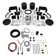 Air Lift Rear Load Lifter 5000 Kit And Load Controller For 09-10 F-350 Super Duty