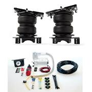 Air Lift Load Lifter 5000 Ultimate And Load Controller System For F-250 Super Duty