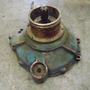 Flywheel Housing And Shaft Fit Earlier 4 Cylinder May Fit Eaton Outdrives