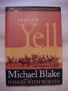 2006 Hb Book Indian Yell By Michael Blake Native Americans History