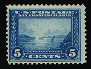 Affordable Genuine Scott 399 Fine Mint Og Nh 5andcent Perf-12 Pan-pacific Expo Issue
