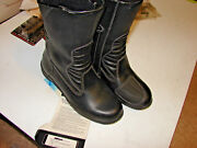 Tour Master Womens Solution Waterproof Road Boots Size 7 New 85-811