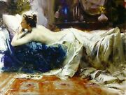Pino Mystic Dreams | Signed Giclee/canvas | Large 30x40 Stretched | Gallart