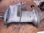 Complete Lower Unit Fits 1960and039s Johnson/evinrude 15-18-20 Hp Engines