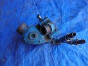 7893 Exhaust Outlet 1960and039s Omc Chris Craft Buick V6 Engine