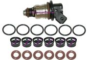 Fuel Injector Service Kit For Mercury Optimax Outboard 135hp 150hp 175hp 804841