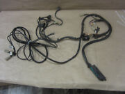 Ferrari 348 - Abs Harness Connection Cables Antiskid Used - P/n 134436