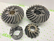 5007389 337774 Gear Set With Clutch Dog Johnson Evinrude Mag 2 New Aftermarket